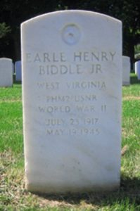 Biddle Grave