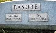 Marshal George E. Basore's igrave site