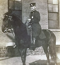 Mounted Patrolman Richard C. Ell