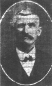 Merchant Policeman William Lee Johnson